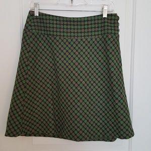 loft 4P 51% wool skirt